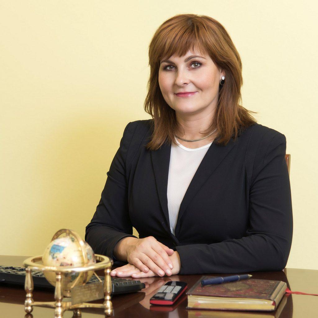 Michaela Slebodníková